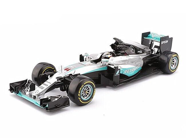 Bburago Mercedes AMG Petronas 1 18 F1 W07 híbrido 44Lewis Hamilton Modelo Racing
