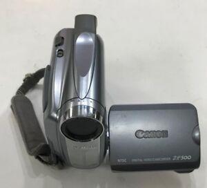 CANON ZR500 CAMCORDER WINDOWS 7 X64 DRIVER