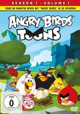 DVD  * ANGRY BIRDS TOONS - STAFFEL / SEASON 1 - VOLUME 1  # NEU OVP <