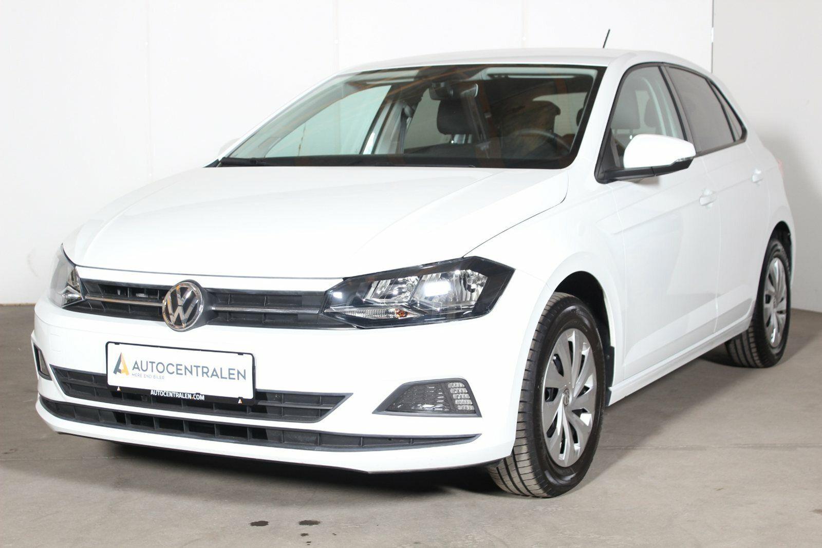 VW Polo 1,0 TSi 95 Comfortline 5d - 194.800 kr.