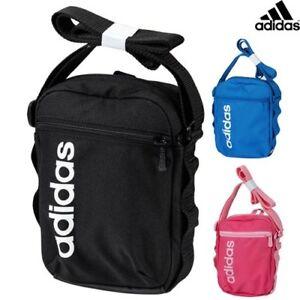69923aaac New Adidas Linear Core Shoulder Bag Messenger Bag, Travel Bag,Waist ...