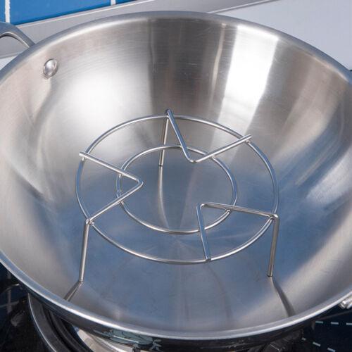 Edelstahl Eier Steamer Küche Schnellkochtopf Ständer Rack Halter