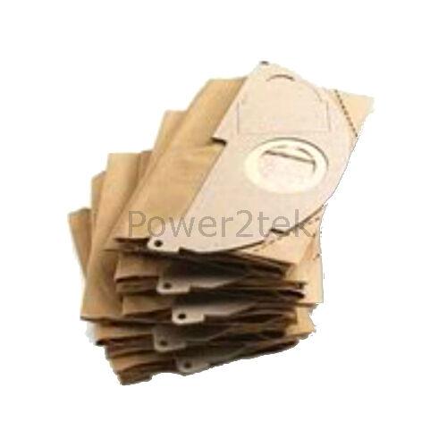 20 x 20 Sacchetti per aspirapolvere KARCHER 1.629-557.0 1.629-558.0 6.904-322 Hoover UK