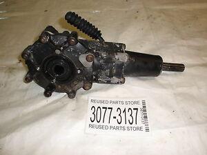 2000 arctic cat 500 4x4 atv fourwheeler rear differential gearcase ebay. Black Bedroom Furniture Sets. Home Design Ideas