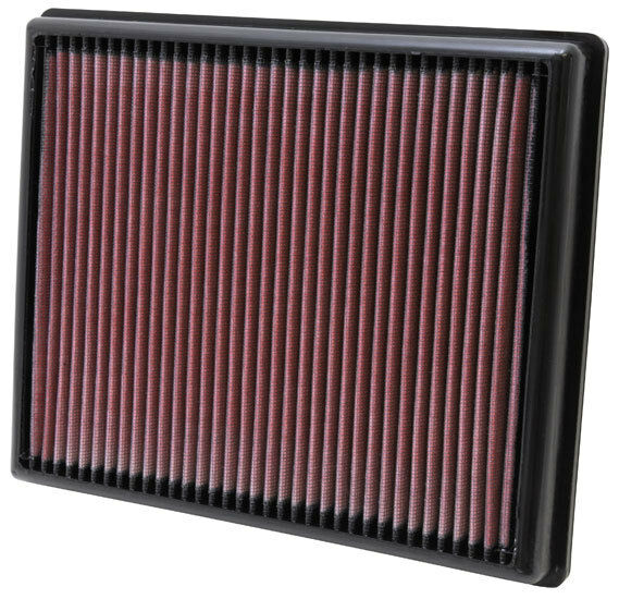 KN AIR FILTER REPLACEMENT BMW M 135i, 235i, 335i, 435i 2012 - 2017
