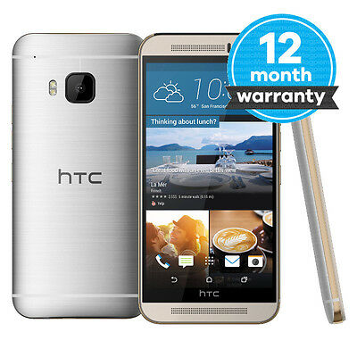HTC One M9 - 32GB - Unlocked SIM Free Smartphone Various Colours