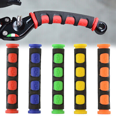 Soft Bicycle Brake Handle Silicone Sleeve Bike Brake Lever Protection Cover=