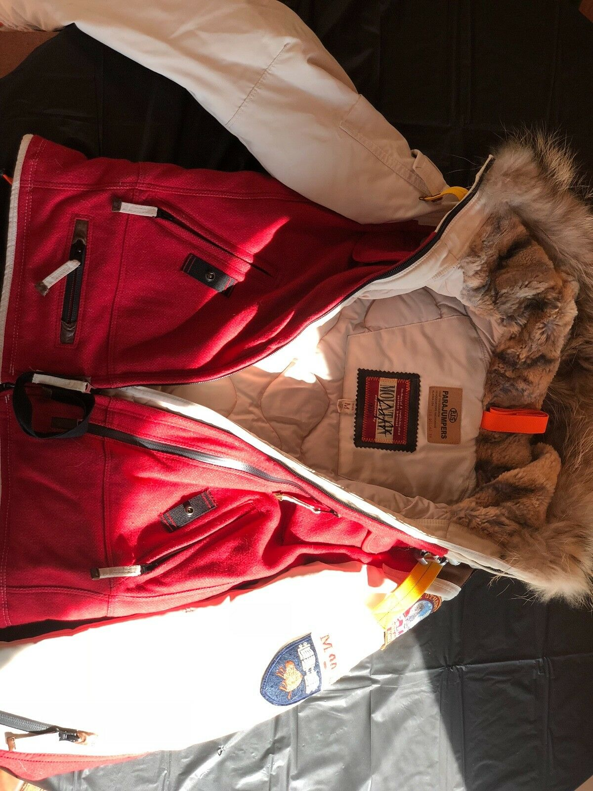 Parajumper  Swiss Fur Limited Edition Woman's 2 pc. Ski Suit (Med)  at the lowest price