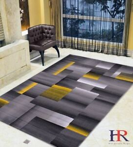 Abstract Area Rug Modern Contemporary