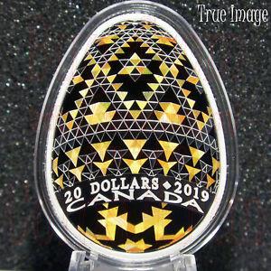 2019-Vegreville-Ukrainian-Pysanka-20-Silver-Easter-Egg-Shaped-Coin