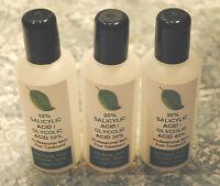 Salicylic Acid/Glycolic Acid Combination Skin Peel -acne - 100ml Kit BUY 2 GET 3