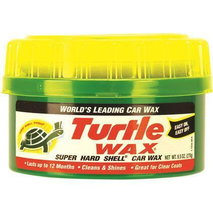 Turtle Wax Hard Shell Wax - 270g - Brand NEW Super Cheap Auto