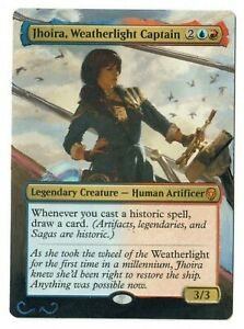 Jhoira-Weatherlight-Captain-Altered-Full-Art-MTG-Magic-Commander-EDH-Gift