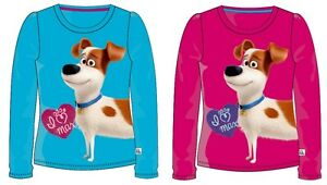 Pets-Langarmshirt-Secret-Life-of-Pets-langarm-98-104-110-116-122-128-Shirt