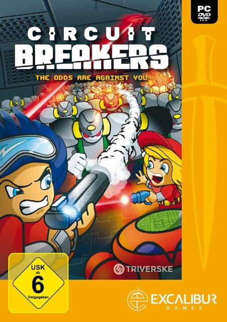 Circuit Breakers            PC            !!!!! NEU+OVP !!!!!