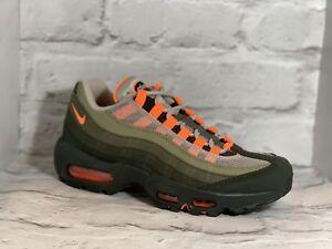 daaf9d27b5 Nike Air Max 95 OG Neon Orange And Green Brand New In Box Size UK 6 ...
