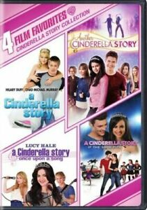 A-Cinderella-Story-Once-Upon-a-Song-Another-If-The-Shoe-Fits-4-Films-R1-DVD