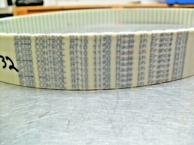 AT10mm Pitch 15AT10//1150 Timing Belt1150mm Length 15mm Width 115 Teeth
