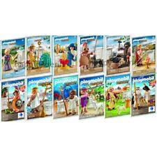 Playmobil All 12 Greek Gods 9149 9150 9523 9524 9525 9526 70213 to 70218 NO Box