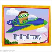 Super Why Thank You Notes (8) Birthday Party Supplies Stationery Card Pbs Kids