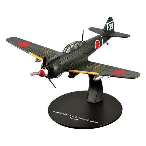 De Agostini WW2 Aircraft Collection Vol 28 Fighter 1/72 Kawasaki Ki-100 Type 5