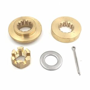 Propeller Hardware Kits Thrust Washer//Spacer//Nut for Yamaha 60-100HP