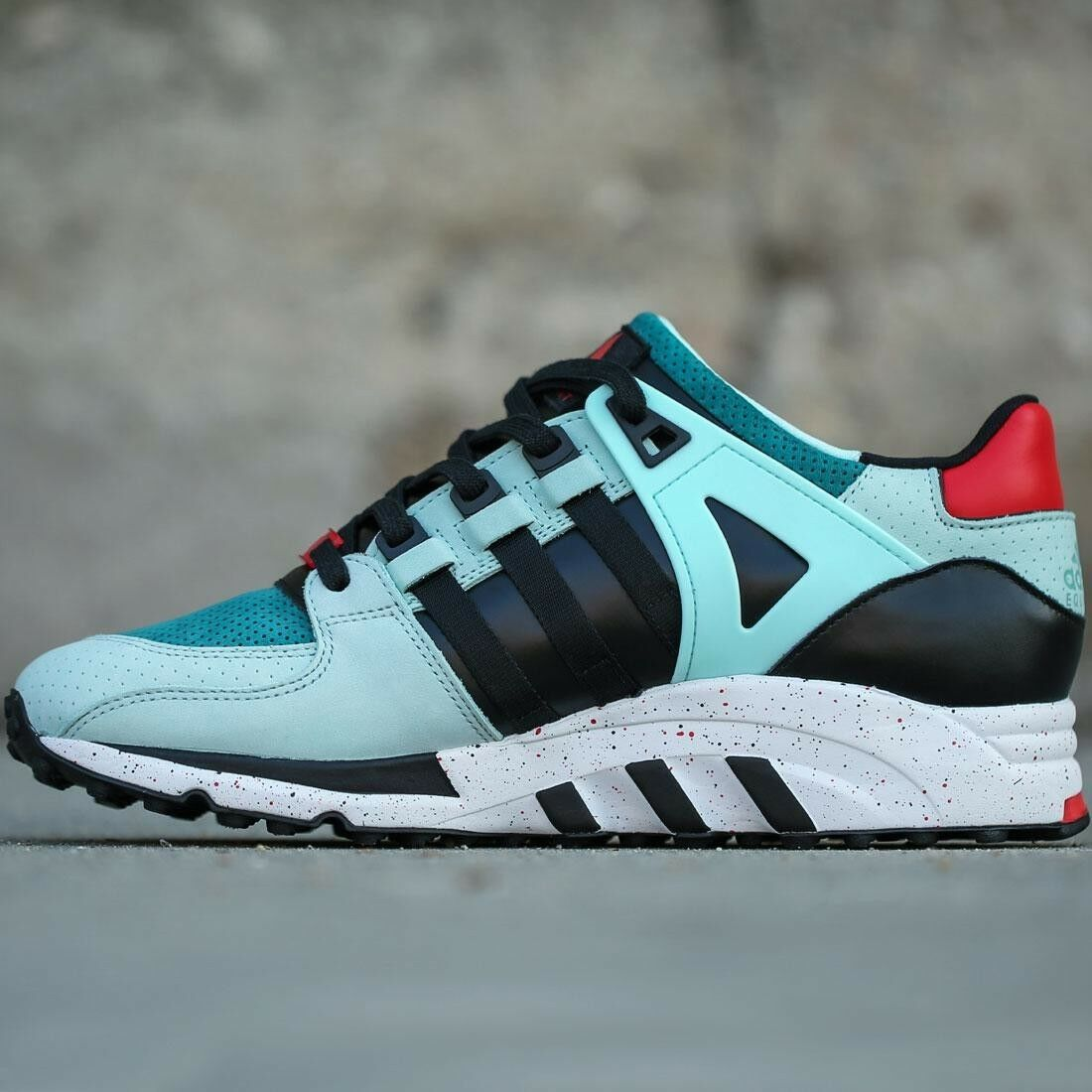 US size 10.0 BAIT x Adidas Original EQT Equipment Running Support The Big Apple
