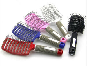 Salon-Professional-Vent-Hair-Brush-Anti-Static-Hair-Styling-Scalp-Massage-Comb
