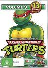 Teenage Mutant Ninja Turtles : Vol 9 (DVD, 2009)