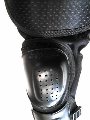 PETTORINA PROTEZIONE COMPLETA DA MOTO CROSS ENDURO OFF ROAD QUAD ATV TRIAL NERA