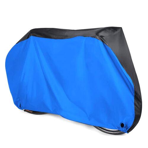 Waterproof Outdoor Heavy Duty Anti UV Rain Dust Bicycle Mountain Bike Cover UK