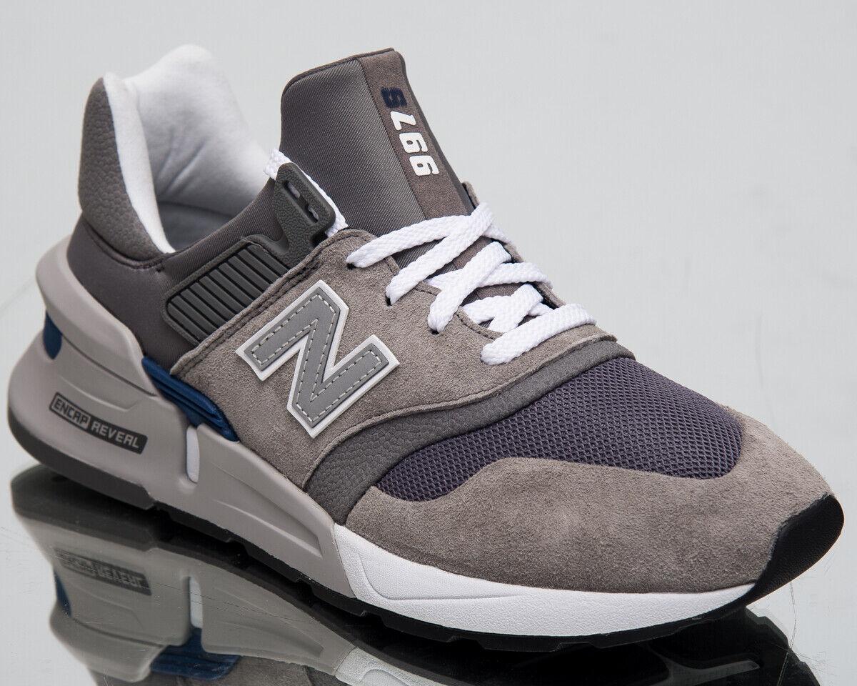 997 Sport para hombre New Balance gris nuevo estilo de vida informal Tenis MS997-HGC