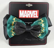 New Marvel The Avengers Loki Dress Cosplay Hair Bow Pin Clip Costume Dress-Up