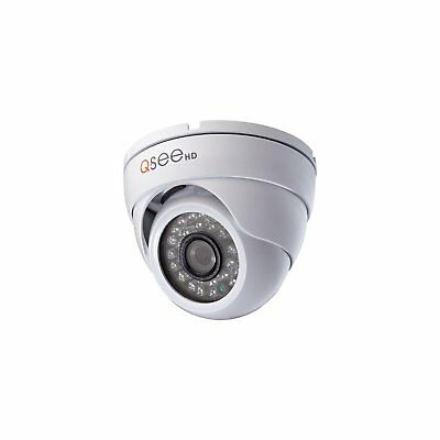 Q-See QTH8056D-4 1080p Dome AnalogHD Security Camera 4-Pack Black