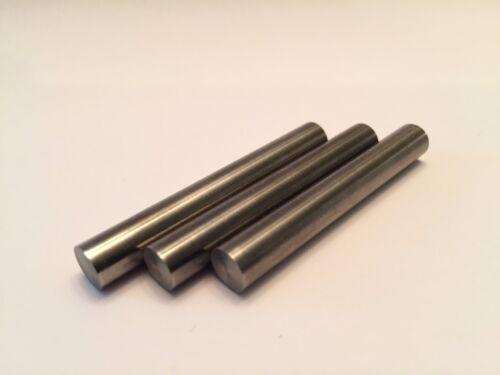 90 % Tungsten Billets 9/32 (7.15mm) Sold in sets of 3.