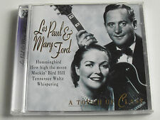 Les Paul & Mary Ford - A Touch Of Class (CD Album) Used Very Good