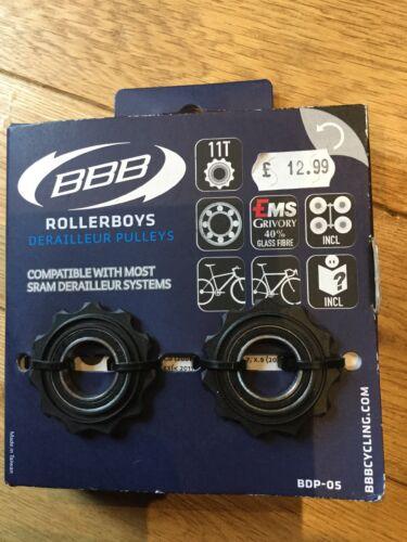 BDP-05 SRAM Derailleur Pulleys BBB Rollerboy
