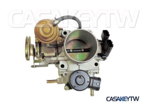 OEM Throttle Body Assembly Tps For 00-01 Maxima Infiniti I30 Cvtc Th33J