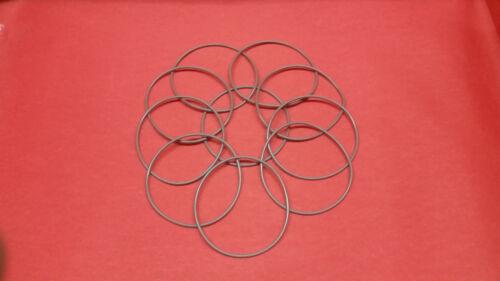 O-Ring Dichtring Innen 3,18mm /& 7,66mm Schnurstärke 1,78mm Viton Benzin Fest