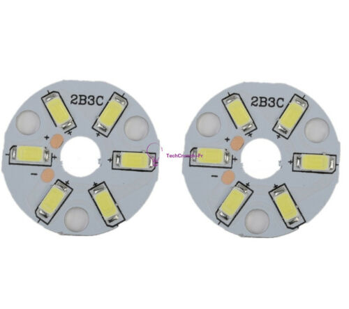 5PCS 3W 5730 White LED Emitting Diode SMD Highlight Lamp Panel LED Board NEW