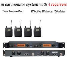 SR 2050 IEM SR 2000 2 Channel UHF Wireless In Ear  Stage Monitor System