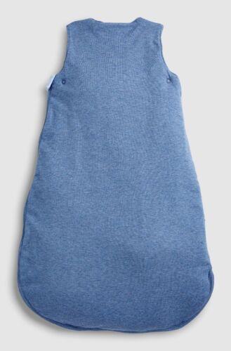 Baby Grow Bag Sleeping Bag Disney Mickey Mouse Blue 0-6 Months 2.5 Tog