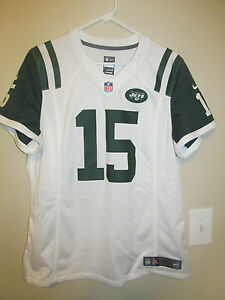 new product 54a15 77a08 Details about Tim Tebow - New York Jets Authentic Jersey - NIKE Youth XL