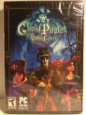 Ghost Pirates of Vooju Island (PC, 2010) - New Factory Sealed.