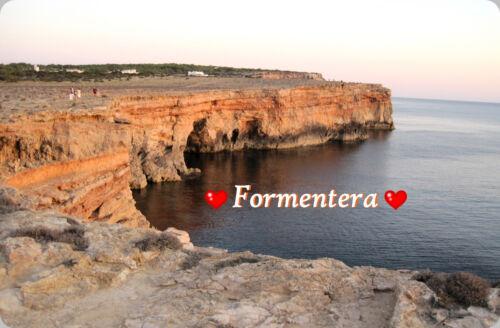 Kühlschrankmagnet,Magnetschild,Magnet-I`Love Formentera III
