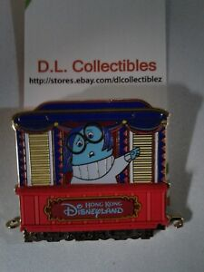 Disney-Inside-Out-LE-300-HKDL-Train-Sadness-Pin