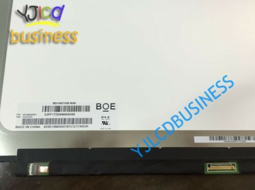 NEW NV140FHM-N48 14-inch 1920*1080 LCD Screen display panel 60 days warranty
