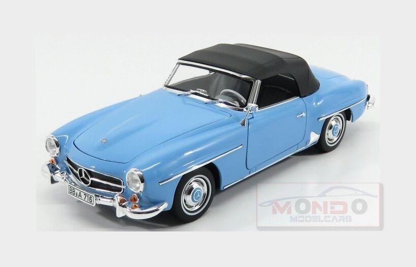 Mercedes Benz 190sl  Spider 1955 Norev 1 18 nv183400  livraison et retours gratuits