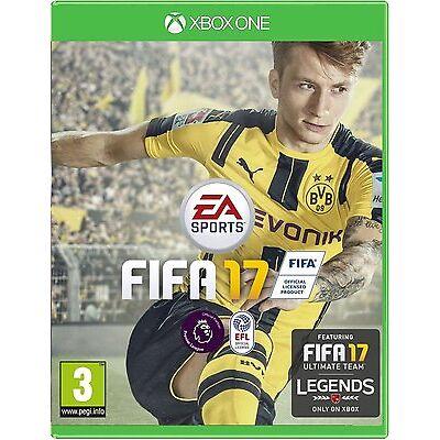 Fifa 17 Fifa17 Xbox One Game
