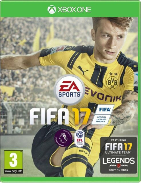 FIFA 17 FIFA17 XBOX ONE GAME (BRAND NEW SEALED) INDIAN MRP STOCK